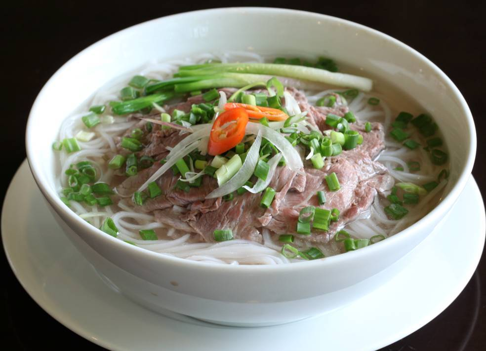 Традиционный вьетнамский суп Фо Бо