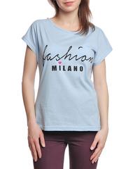 37662-2-5 футболка женская, голубая