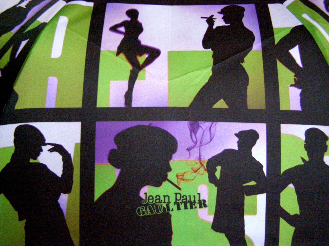 Зонт складной JP Gaultier 1171-3 Silhouette