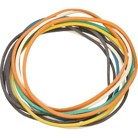 Резинка универсальная 500г диам.60мм. цвет ассорти