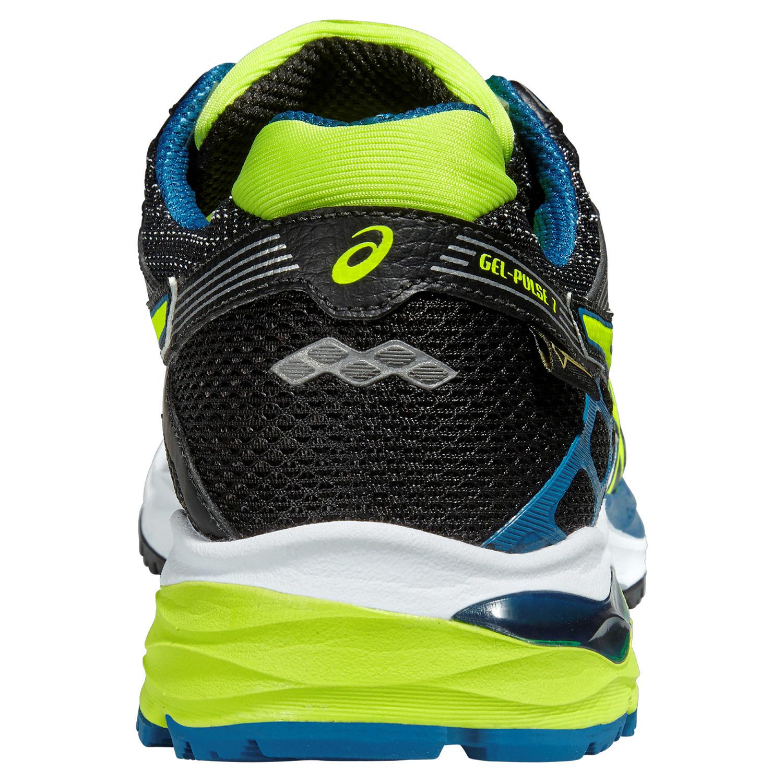 Мужские кроссовки для бега с водонепроницаемой мембранной Asics Gel-Pulse 7 G-TX (T5F2N 9007) черные фото