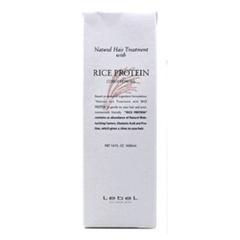Lebel Natural Hair Soap Treatment Rice Protein - Восстанавливающая маска для волос