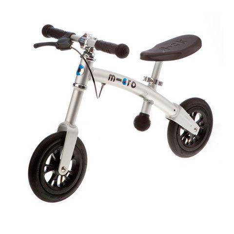 G-bike+ Air надувные колеса