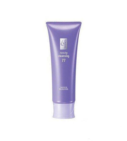 Flouveil Очищающий крем для удаления макияжа EF-77 Resty Cleansing, 100 г