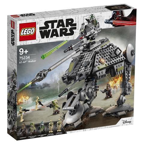LEGO Star Wars: Шагающий танк АТ-AP 75234 — AT-AP Walker — Лего Звездные войны Стар Ворз