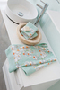 Полотенце 50x100 Feiler Orchidee 156 mint