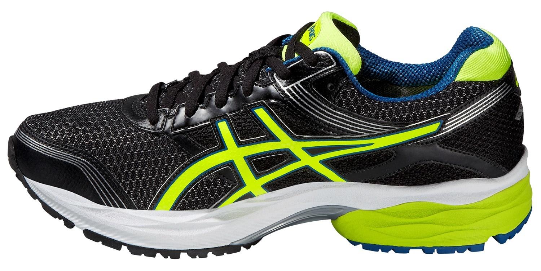 Мужские беговые кроссовки Asics Gel-Pulse 7 G-TX (T5F2N 9007) черные фото