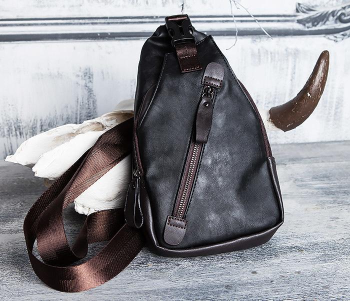 BAG423-1 Удобная сумка за спину на каждый день фото 02