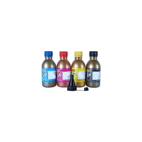 Тонер MKI/Mitsubishi для Lexmark CS310, CS410, CS510, CX410, CX510 - Yellow 75 г/фл. Gold ATM