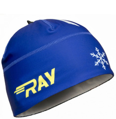 Лыжная шапка RAY RACE Blue