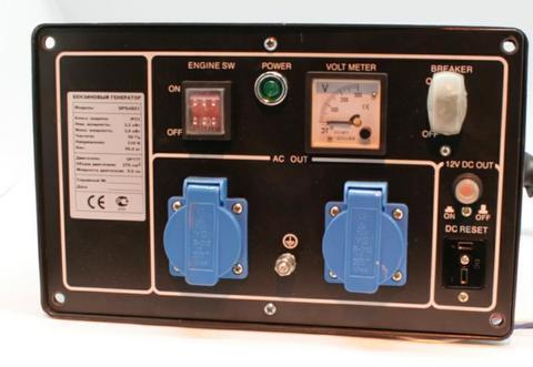 Панель контрольная DDE DPG 4851
