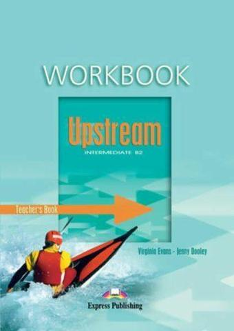 Upstream Intermediate B2 (1st Edition) - Teacher's Workbook - overprinted