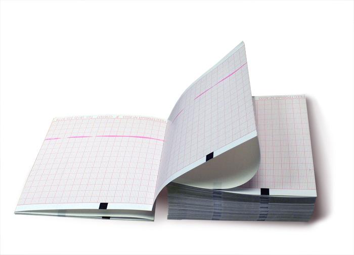90х90х400, бумага ЭКГ для Schiller Cardiovit AT-1, Spirovit SP-1, реестр 4033