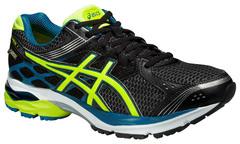 Мужские непромокаемые беговые кроссовки Asics Gel-Pulse 7 G-TX (T5F2N 9007) черные