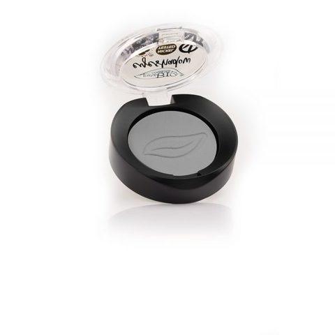 Тени для глаз PuroBio Тон 10 серый 2,5 гр
