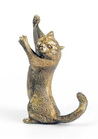 Британская кошка (бронза)