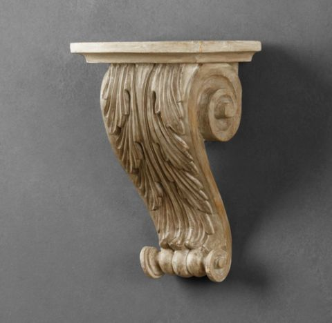 Acanthus Scroll Corbel