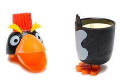 Детское мороженое в игрушке Пингвин, 70мл