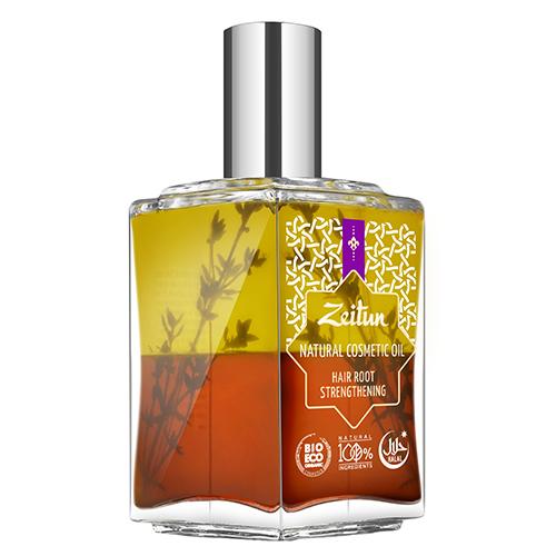 Косметическое масло №3 для укрепления корней волос, Zeitun