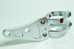 Крепление фары универсальное для мотоциклов Honda CB400, Yamaha XJR400, Suzuki GSF400 Bandit