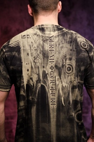 Футболка Deaths Grin Xtreme Couture от Affliction