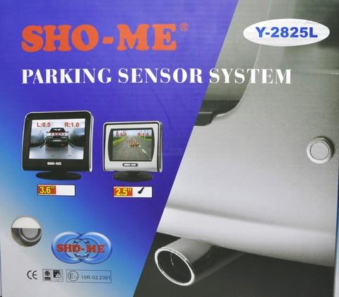 Парктроник (парковочный радар) SHO-Me Y-2825L на 4 датчика