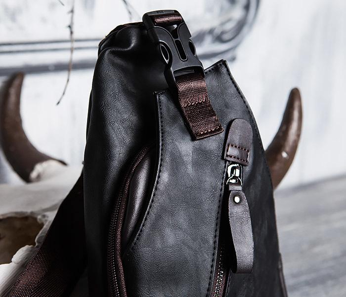 BAG423-1 Удобная сумка за спину на каждый день фото 04