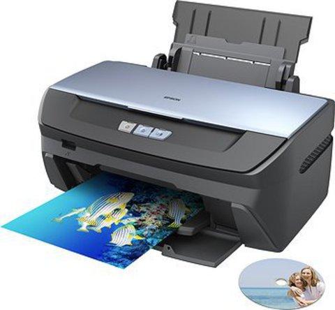 Срочная печать на струйном принтере