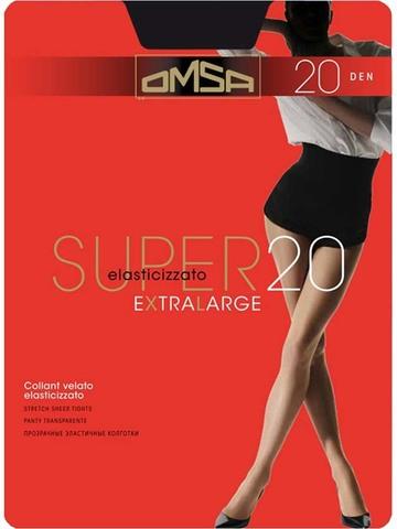 Колготки Super 20 Omsa