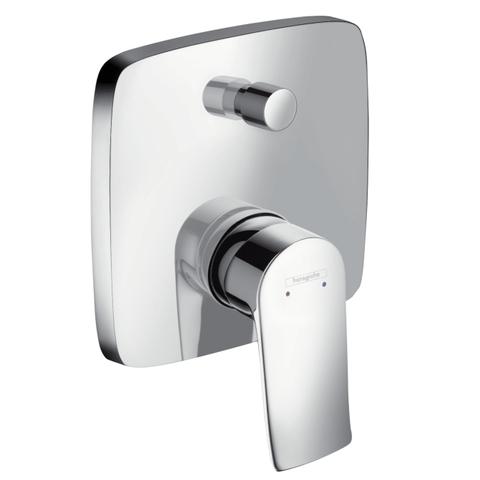 Смеситель для ванны/душа Hansgrohe 31454000 Metris