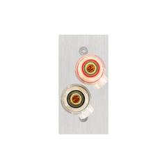 Inakustik Premium Speaker Cable Terminal 56x28, banana\spade lug, 00980105026