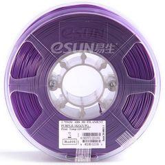 Пластик ABS ESUN 1.75 мм 1кг., пурпурный (ABS175Z1)