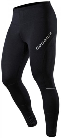 Тайтсы беговые Noname Koio 2015 Long Running Tights black
