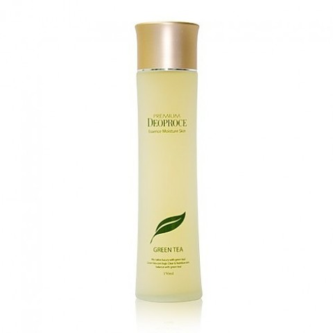 Deoproce GREEN TEA Тонер на основе зеленого чая PREMIUM DEOPROCE GREENTEA TOTAL SOLUTION TONER 150ml 150мл