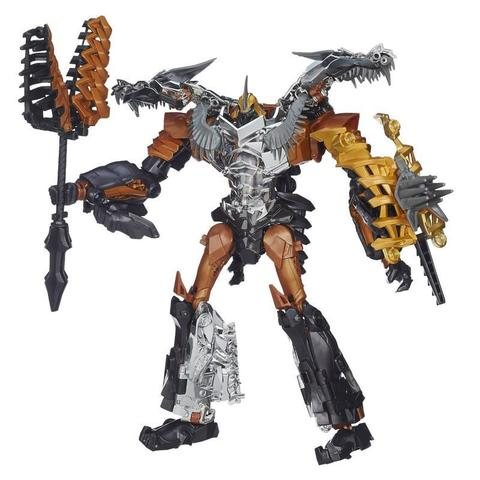 Трансформер Динобот Гримлок (Grimlock) Трансформеры 4 Эпоха истребления - Transformers Age of Extinction Generations Leader Class, Hasbro