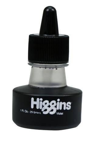 Пигментные чернила HIGGINS VIOLET Pigment-Based 1 OZ, 29,6 мл