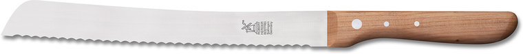 Нож для хлеба Brotsgemesser 255 (слива) Robert Herder Solingen