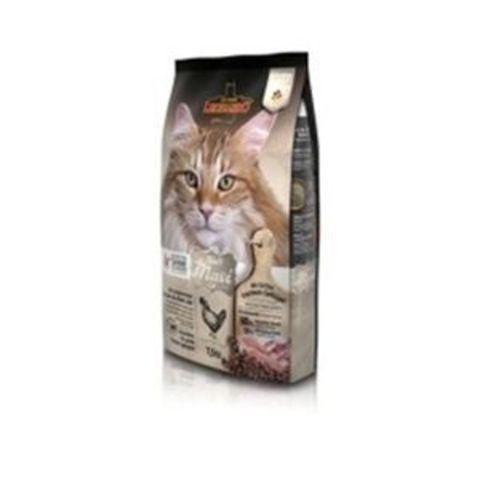 ЛЕОНАРДО Эдалт беззерновой макси Корм для кошек крупных пород 15 кг.