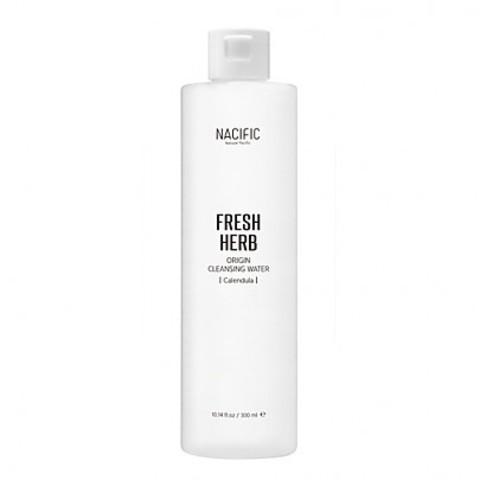 Очищающая вода NACIFIC Fresh Herb Origin Cleansing Water 300ml