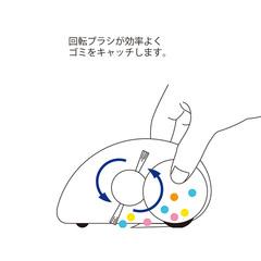 Мини-клинер Midori Mini Cleaner II Transparent