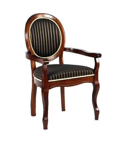 Кресло Fiona дуб в красноту