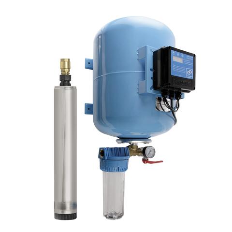 Система автоматического водоснабжения
