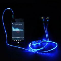 Светящиеся наушники Lighted Earphone
