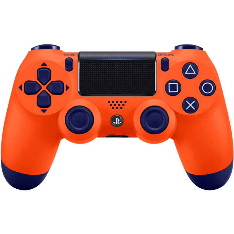 Геймпад PS4 DualShock 4 v2 «Sunset Orange»