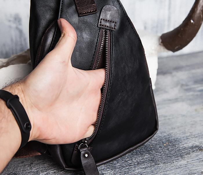 BAG423-1 Удобная сумка за спину на каждый день фото 07