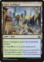 Simic Guildgate (Фойл)