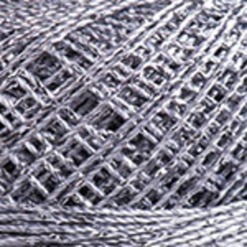 Пряжа YarnArt Camellia арт. 424 темное серебро