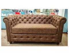 Кантри диван 2-местный (скл122/20)