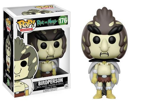Фигурка Funko POP! Vinyl: Rick  Morty: Birdperson 12443