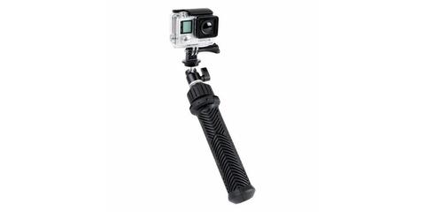 Монопод - штатив PolarPro Trippler с камерой
